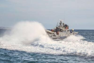 К берегам Кипра приближается новая лодка с нелегальными мигрантами