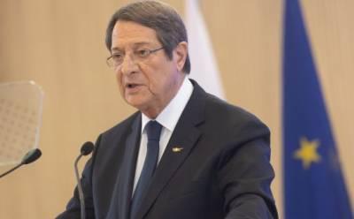 Президент: Кипр потратит 4,4 млрд евро на восстановление страны