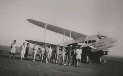 Первые годы кипрской авиации