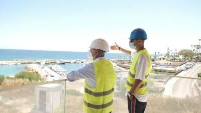 В Паралимни идет строительство новой гавани Paralimni Marina