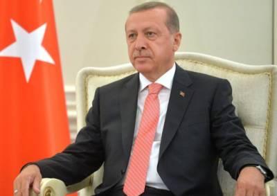 Эрдоган анонсировал «послание для всего мира» в рамках визита на Кипр