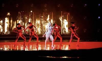 Евровидение 2021: Кипр на 16м месте