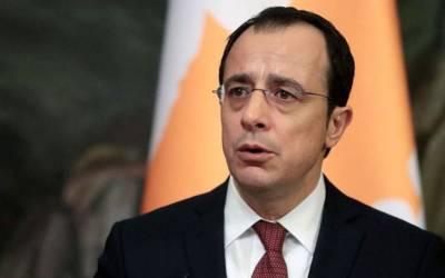 МИД Кипра осуждает угон белорусами пассажирского самолета Ryanair