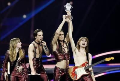 На «Евровидении-2021» победила Италия