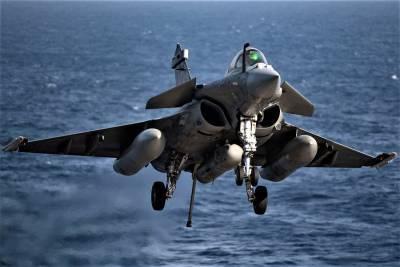 На Кипре продолжатся совместные с Францией военно-воздушные учения