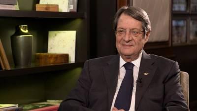 """Никос Анастасиадис: """"В Женеве отодвинули решение кипрской проблемы"""""""