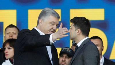 Порошенко уехал на Кипр, а Зеленский послал за ним своих вуайеристов – Евросолидарность