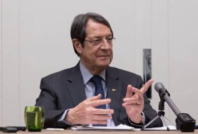 Президент Кипра: это будет последняя Пасха, омраченная пандемией. Год назад он это уже говорил