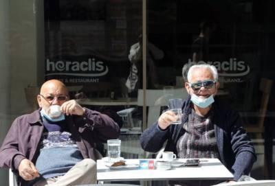 Команда кипрских эпидемиологов рекомендовала отменить локдаун с 10 мая