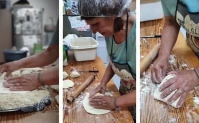 Время есть: как готовят флауны (фото)
