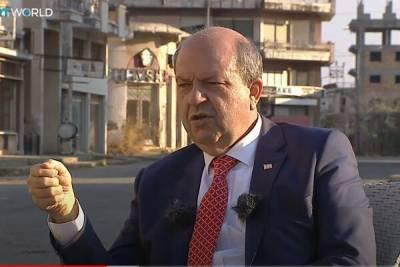 Президент ТРСК Эрсин Татар против паспорта Кипра
