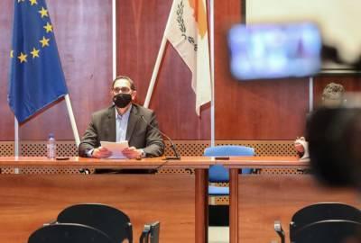 В полдень 6 мая власти Кипра разъяснят новые меры борьбы с Covid-19