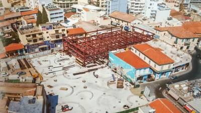 Реконструкция муниципального рынка в Ларнаке вновь затягивается