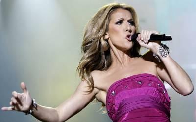 Концерт Селин Дион в Никосии перенесен на 2023 год