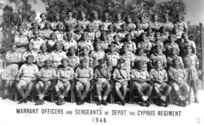 «Кипрский полк» против фашизма