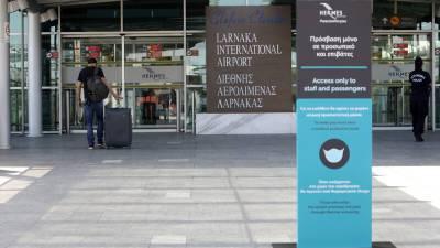 Инструкции для вакцинированных пассажиров, прибывающих на Кипр с 10 мая
