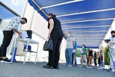 Всего 35,6% населения Кипра получили хотя бы первую дозу вакцины против Covid