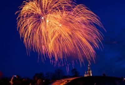 В честь Дня Победы главная площадь Кипра будет окрашена в цвета флага России
