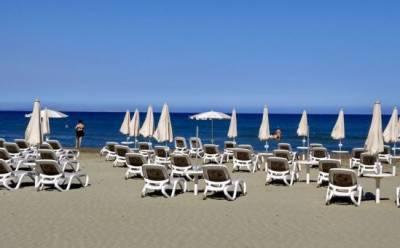 Правила работы пляжей с 10 мая