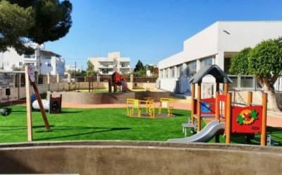В Лакатамии открылась новая игровая площадка для детей с инвалидностью