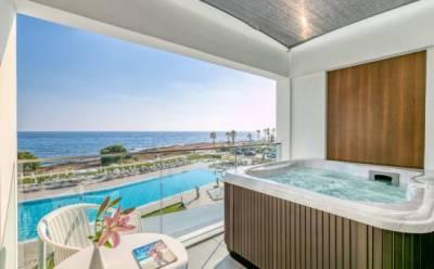 Отель The Ivi Mare: отдых экстра-класса в Пафосе