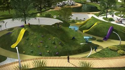 В Никосии, в районе Энгоми, появится новый экологический парк