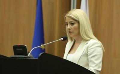 Спикером кипрского парламента впервые стала женщина