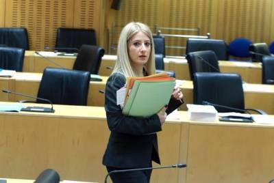 На Кипре новым спикером парламента избрана Анита Димитриу — первая женщина на этом посту