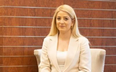 Новый спикер парламента Аннита Димитриу: кто она?