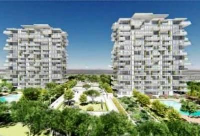 Новый комплекс в Закаки: от яркого южного солнца будет спасать зелень