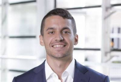 Киприот Кириакос Элефтериу попал в европейский рейтинг «30 до 30» журнала Forbes