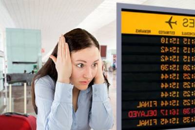 Российская авиакомпания отменила все рейсы на Кипр