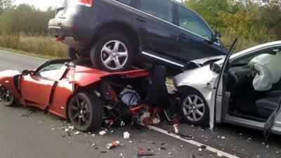 Шесть человек в больнице после аварии на дороге Никосия-Палаихори