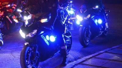 Полиция поймала троих подростков, которые ехали в Айя-Напу и стали виновниками ДТП