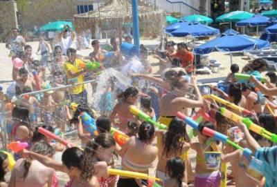 Скоро Катаклизмос! У жителей Кипра будут три выходных дня