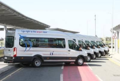 Компания Kapnos Airport перезапустила автобусное сообщение между Никосией и аэропортами Ларнаки и Пафоса