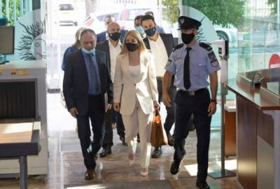 Нового спикера парламента Кипра будут охранять всего пять человек