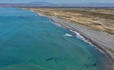 Бухта Акротири — кусочек дикой природы недалеко от Лимассола
