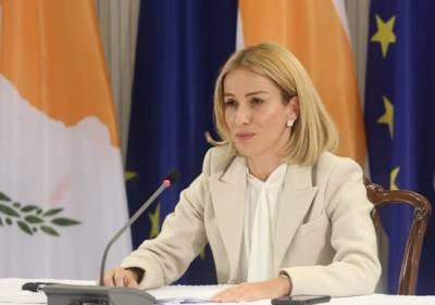 Министр юстиции Эмили Йолити подала в отставку