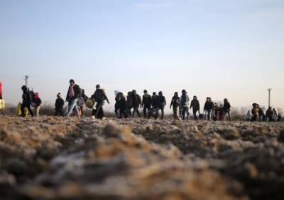 «Зеленая линия» Никосии привлекает большинство нелегальных мигрантов