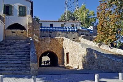 Никосия заплатит 225 000 евро, чтобы Пафосские ворота стали частью столичной жизни