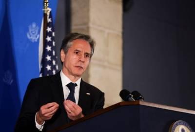 Госсекретарь США рассказал главе МИД Кипра о важности противостояния «вредоносному влиянию» России и Китая в регионе