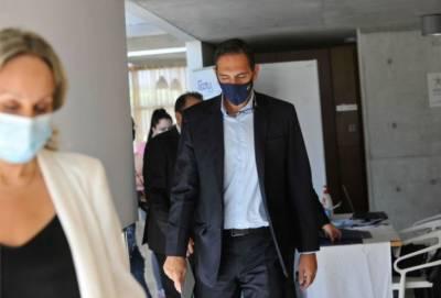 Глава минздрава Кипра точно собрался в отставку