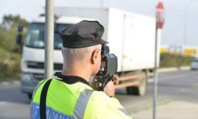 Почти 200 водителей превысили скорость или были в нетрезвом состоянии в течение последних 24 часов