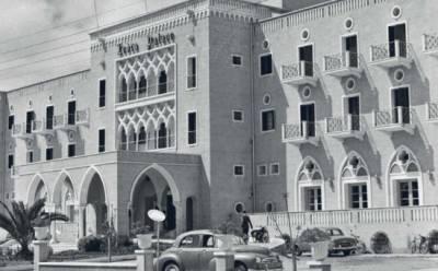 Открылась выставка о легендарном отеле Ledra Palace