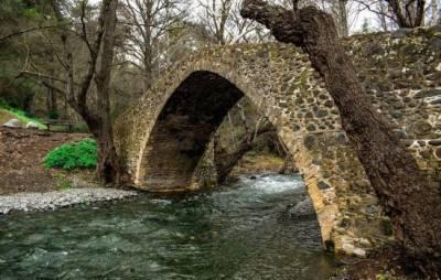 Самый старый венецианский мост Кипра