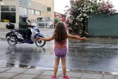 В День всемирного потопа на Кипре выпадет в шесть раз больше осадков, чем обычно за весь июнь