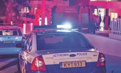 Полиция на дорогах в Катаклизмос
