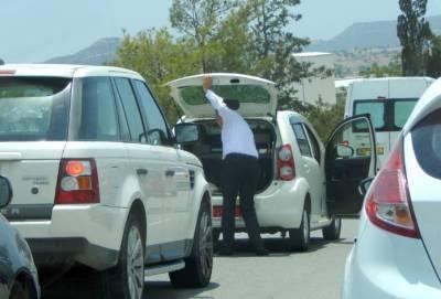 Полиция Кипра: вечером 21 июня ожидаются пробки!