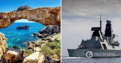 Российским кораблям Кипр закрыт?